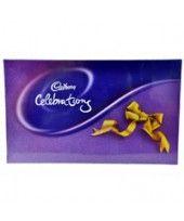 Cadburys Celebration Pack 126.46 gms.