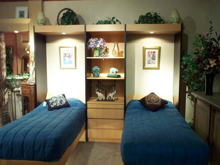 Put Up Your Sledgehammer And Pull Down A Murphy Bed Twin Wall Bed ...
