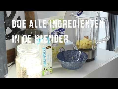 Appel-kaneel smoothie - Recept | Flairathome.nl