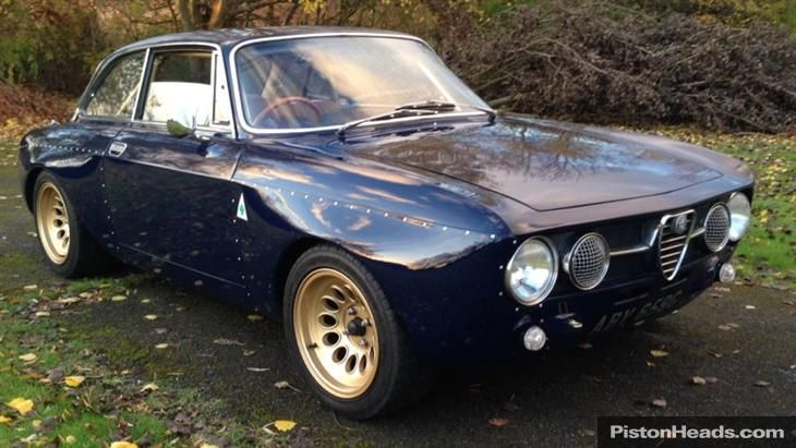 1969 1750 GTV Series One GTAM EVOCAZIONE (1969) // another amazing Alfa Romeo