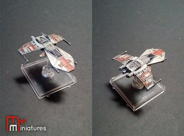 Custom Painted X Wing Miniatures For Sale