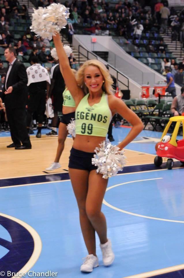 Texas Legends Dancers!