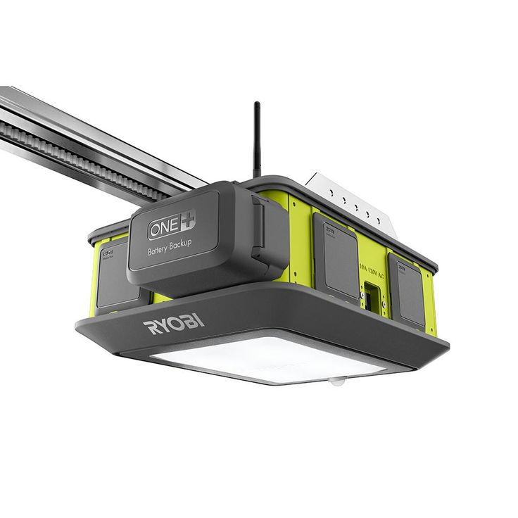 Ultra-Quiet Garage Door Opener with Free Bluetooth Speaker Accessory