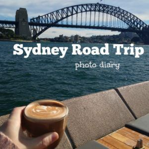 Our Melbourne to Sydney road trip photo diary