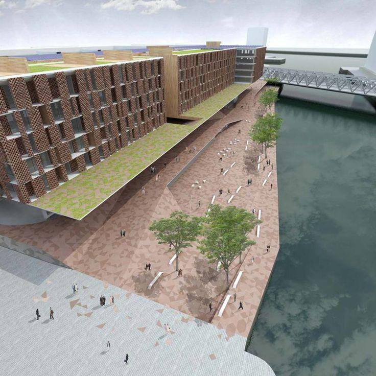 Kengo Kuma & Associates · Hafen City Hamburg