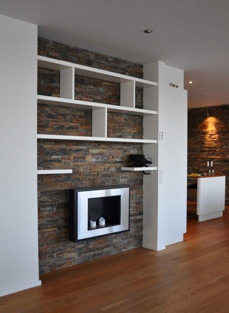 """Light shelf to the living room. #custommade #light #shelf #livingroom """"inspiration  http://www.kjeldtoft.com/"""