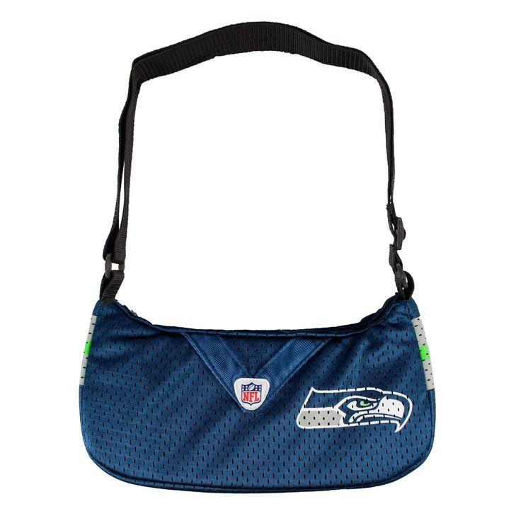 NFL Seattle Seahawks Team Jersey Purse, Women's
