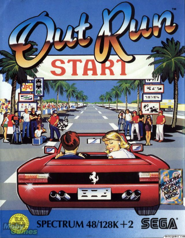 Get a red car and win girls. It was easy back then.