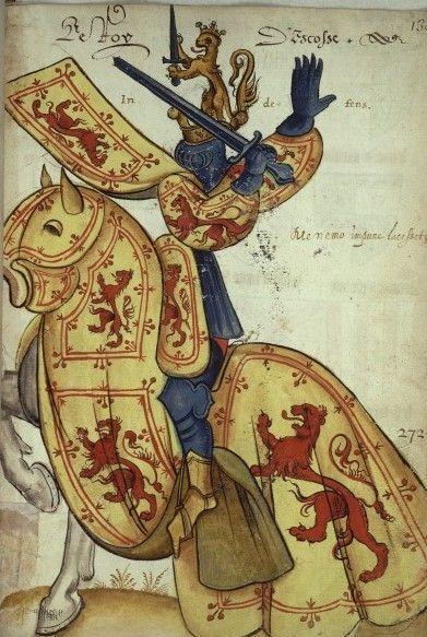 Jean Lefèvre de Saint-Rémy, Grand Armorial équestre de la Toison d'or, 1431-1435?