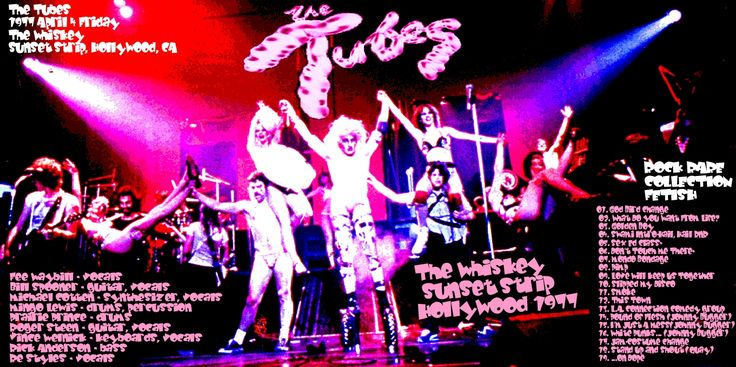 The TUBES - The Whiskey Sunset Strip Hollywood CA 4 April 1977 ARTISTIC COVER Of DANILO JANS ART Dal sito ROCK RARE COLLECTION FETISH rockrarecollectio... e DANILO JANS ART danilojansart.blo... Works of Danilo JANS executed in mixed media . Visionary artist and surrealist Italian , creates his works thanks to a connection with parallel universes. Danilo Jans was born in 1957 and lives in Pont Saint Martin in the Aosta Valley ( Italy )