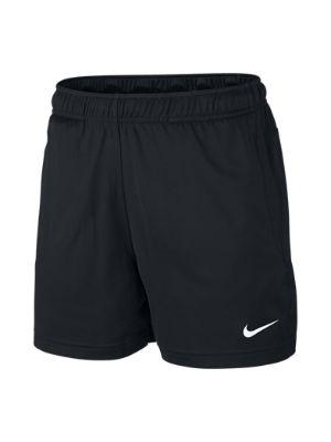 The Nike Libero 14 Knit Women's Soccer Shorts.