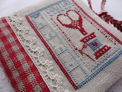 Beautiful stitching, beautiful blog