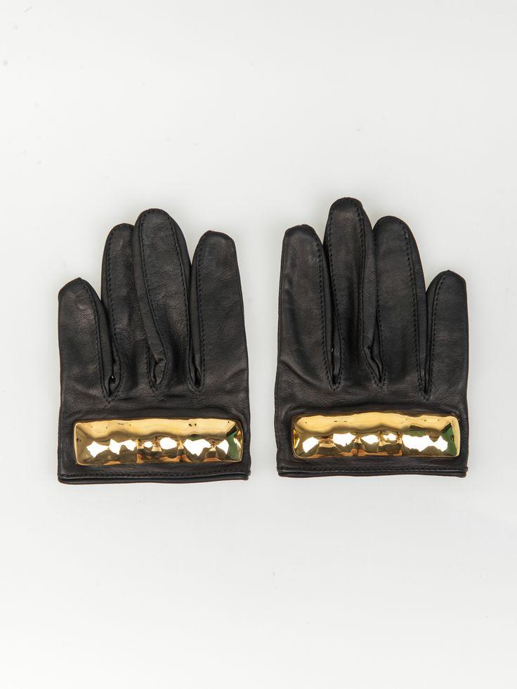 MAJESTY BLACK , Thin Brass Knuckles Altın #shopigo#shopigono17#womenswear#ss15#madonna#majestyblack