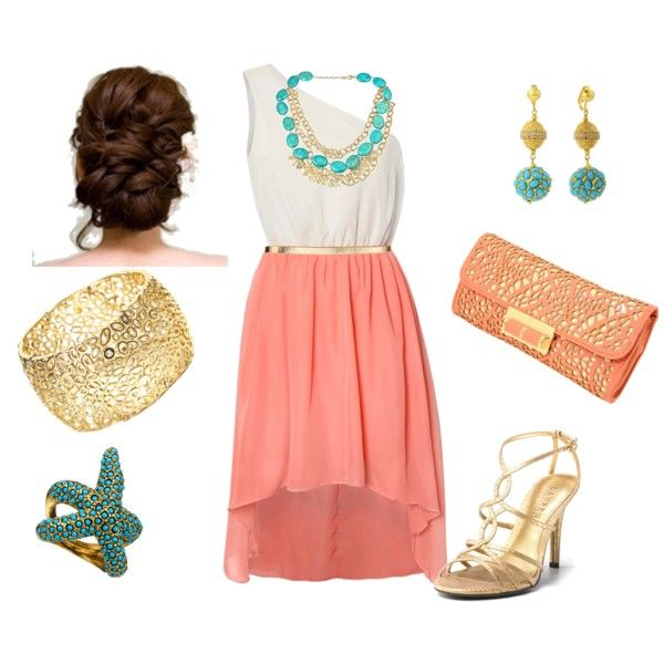 """""""Perfect Summer Date Night"""" by alanad23 on Polyvore: Summer Dresses, Clothing, Summer Date Outfits, Summer Outfits, Date Nights, Summer Night, Summer Dates, Perfect Summer, Date Night Outfits"""