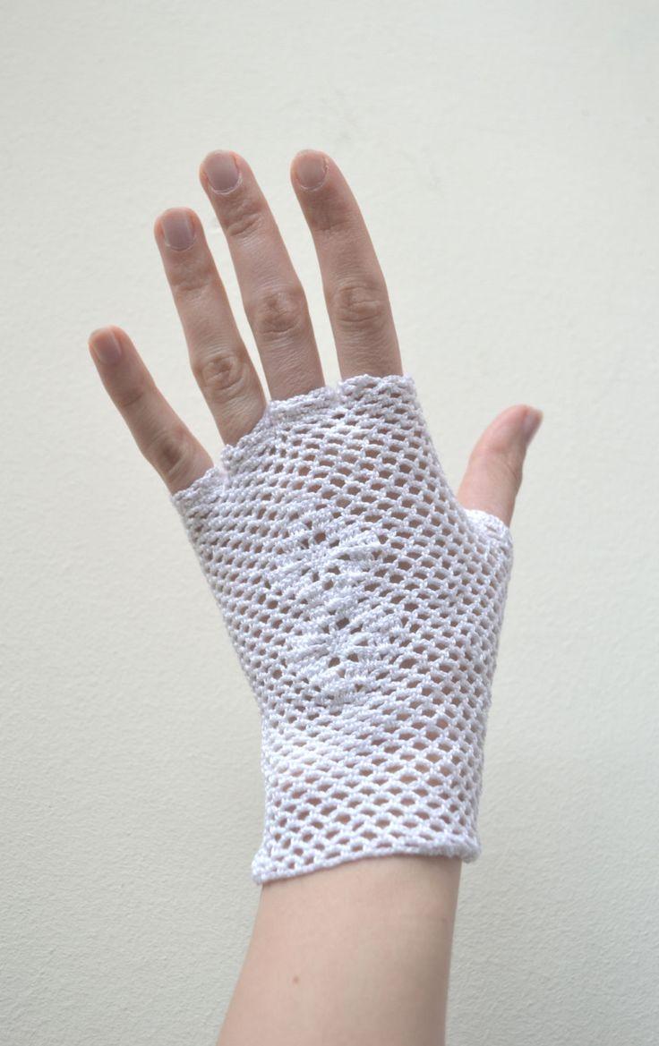 107 besten Crochet Gloves ♡ Bilder auf Pinterest   Handschuhe ...
