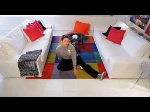 Tips 54: Vardagsrum - Möblering - YouTube