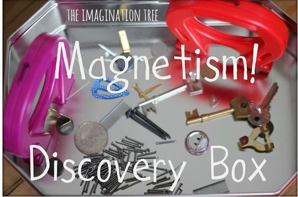15 Discovery Boxes for Preschoolers - The Imagination Tree
