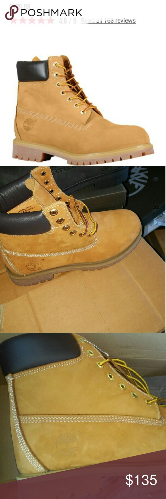 MENS TIMBERLANDS DEAL!!!! Mens Timberlands New Fresh out the box Timberland Shoes Boots