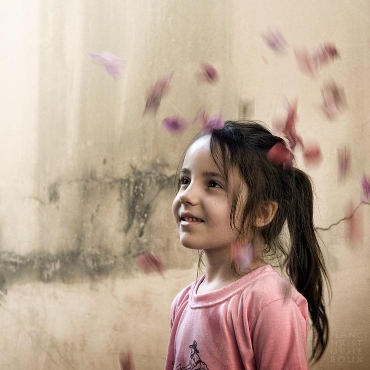 Pink rain. by Azram.deviantart.com