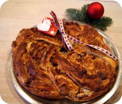 Skarntyden og lupinen: Julekrans uden sukker