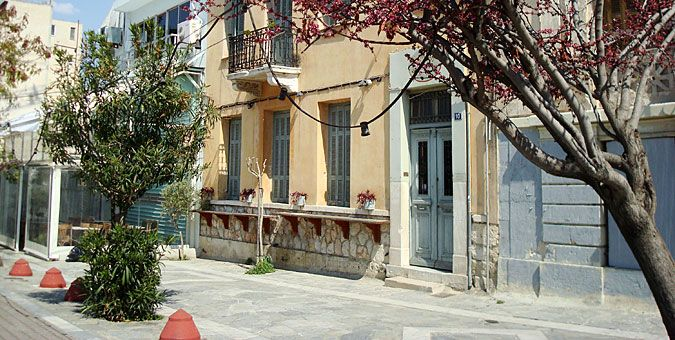 Οι αγαπημένες μας αθηναϊκές γειτονιές - Μεταξουργείο