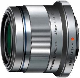 Obiective Mirorless  Olympus M.ZUIKO DIGITAL 45mm 1:1.8 MSC Micro 4/3 FHS00008269 Cu aspect superb si pret accesibil, Olympus M.Zuiko Digital 45mm...