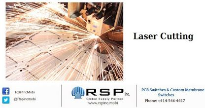 For all those looking for seamless #LaserCutting, RSP Inc. is an expert. We provide Laser Cutting Services exactly as per the details mentioned by the clients.