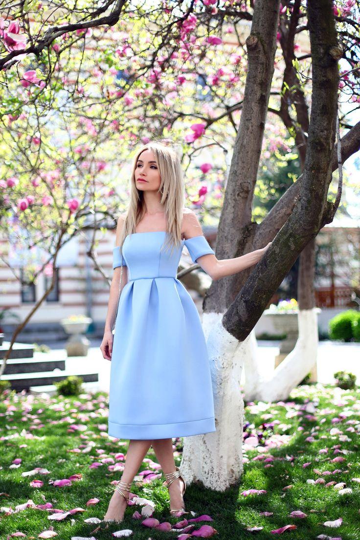 Blue Moon dress – Postolatieva