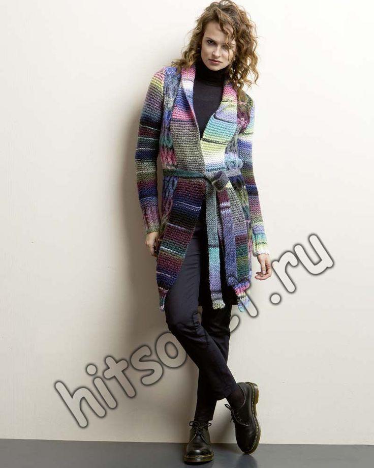 Пальто из твида, фото 1.