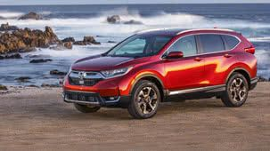 honda cr-v 2017 usa
