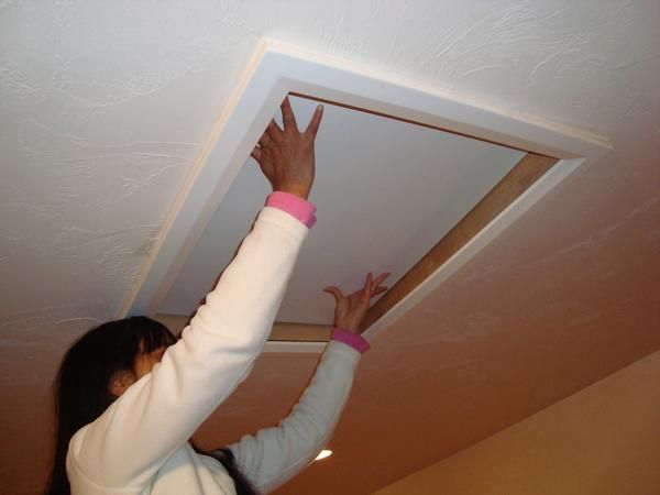 Best 25 Attic Access Door Ideas On Pinterest Crawl