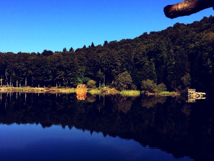 Horizons Sancy au lac Gayme
