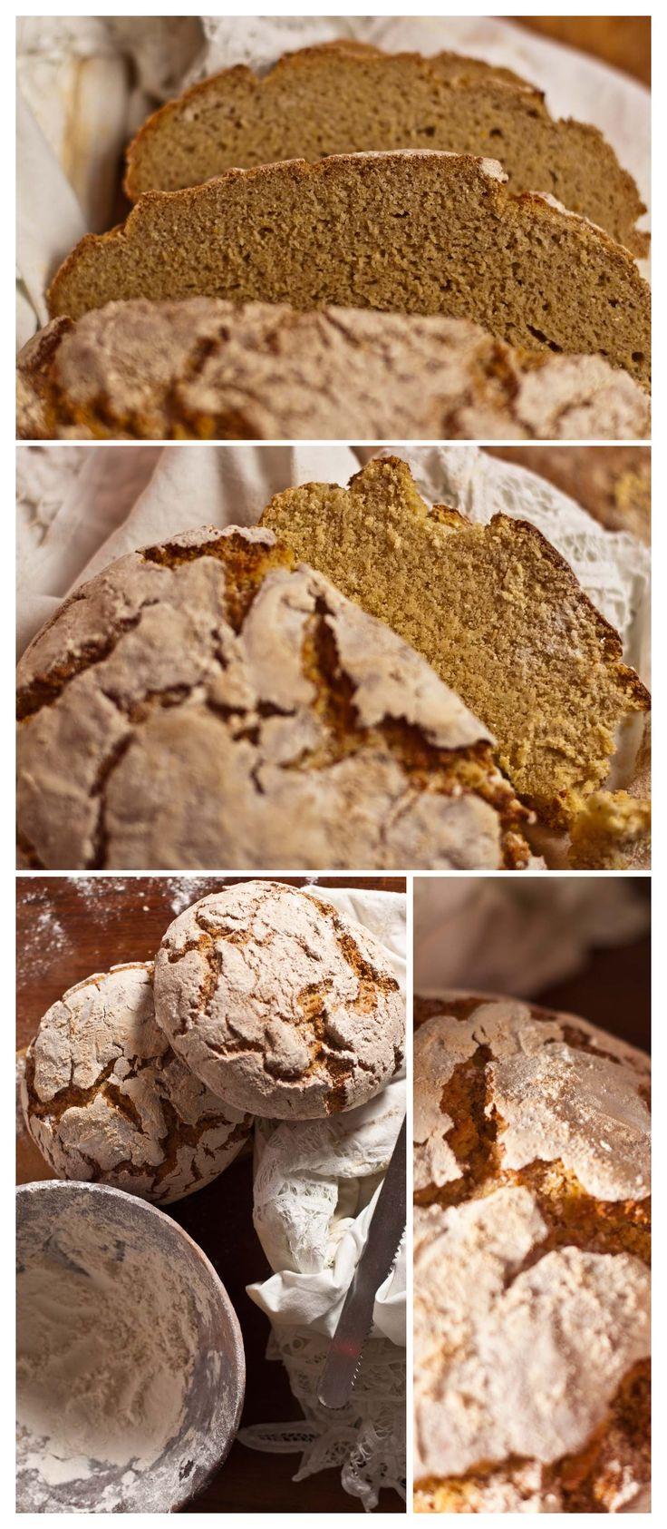 BROA DE MILHO: pan de maíz portugués