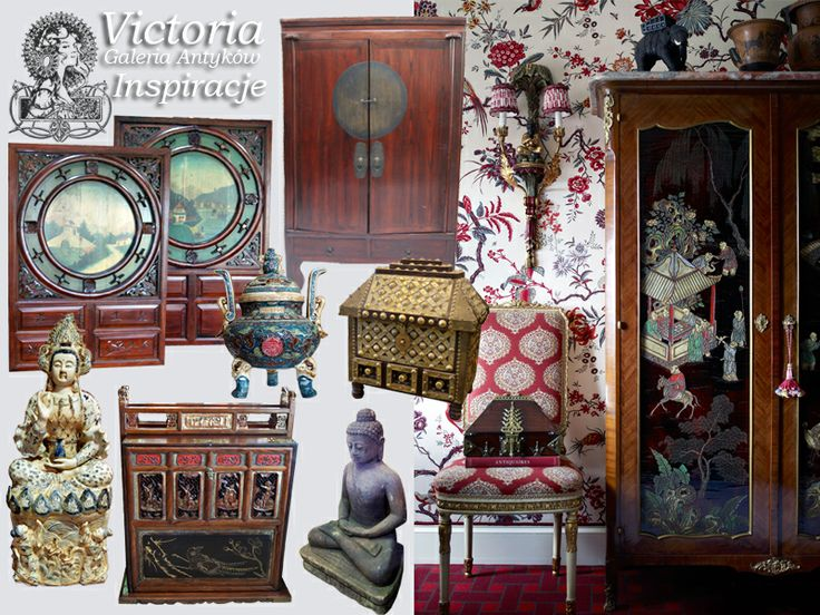 Oriental inspirations, asian decor, antiques