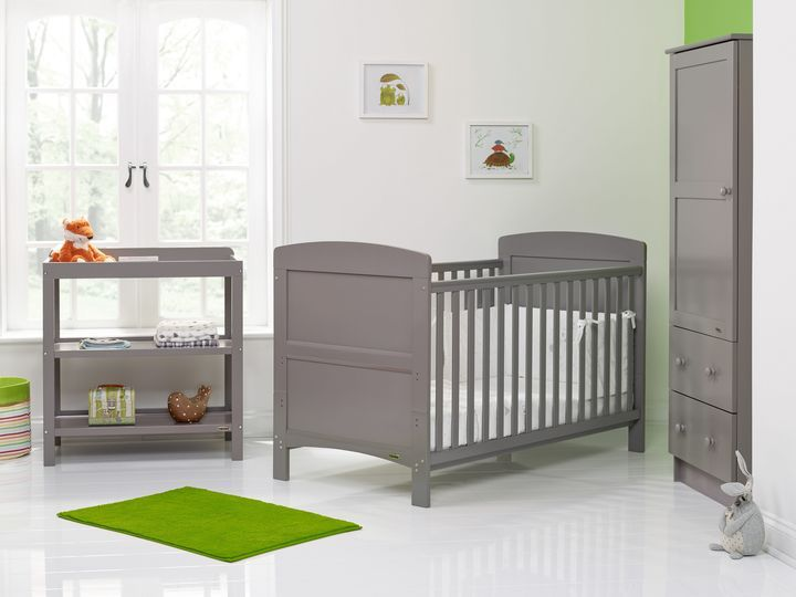 gray nursery furniture. obaby grace 3 piece nursery furniture set httpwwwparentidealco gray i