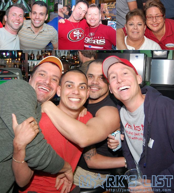 Photos from Sidelines Sports Bar's Super Bowl Party are