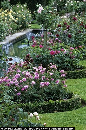 Formal Gardens, Garden Ponds, Container Gardening, Flower Gardening, Green  Garden, Garden Planning, Garden Cottage, Outdoor Areas, Lasy