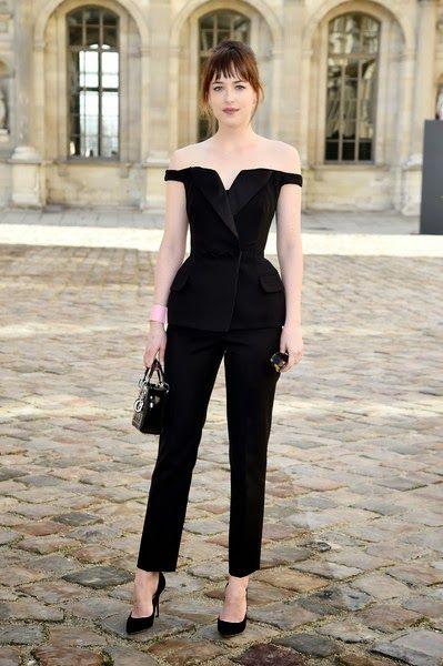 Dakota Johnson de Christian Dior