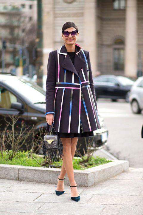 Viva Italia Street Style From Milan Inspiration