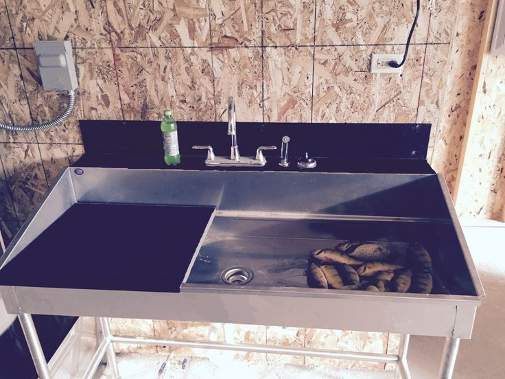 Best Utility Sink In Garage/ Garage Sink/ Laundry Sink/ Cabin Sink/ Fishing