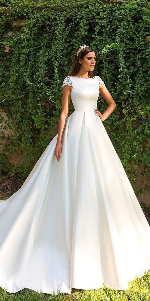Top 21 Wedding Dresses For Celebration ❤ See more: www.weddingforwar… #weddi…