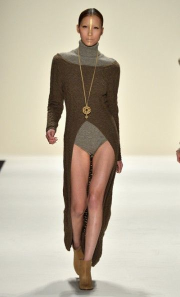 Mercedes-Benz Fashion Week : KATYA ZOL