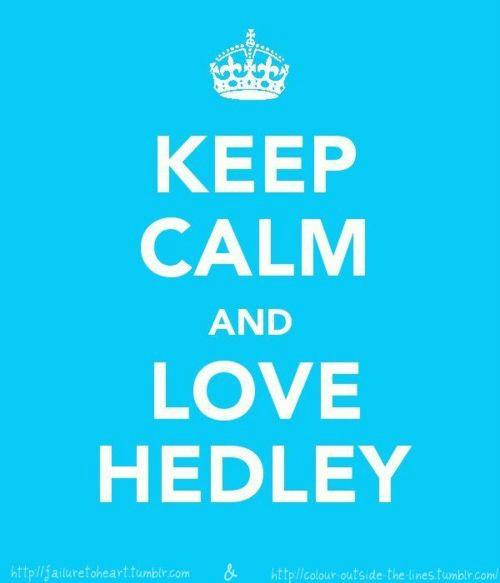 ♡Hedley