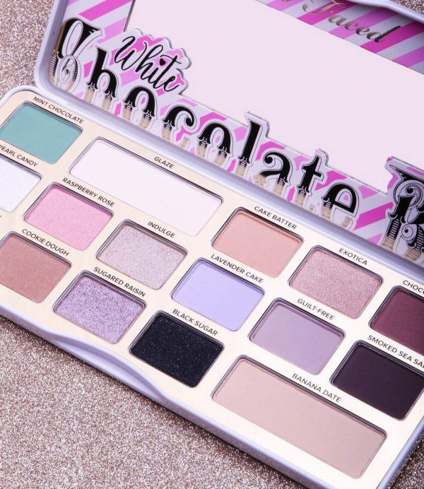 Too Faced: White Chocolate Bar