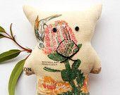 Wombat Softie, Wombat Plush, Wombat Soft Toy, Handmade Australian Toys