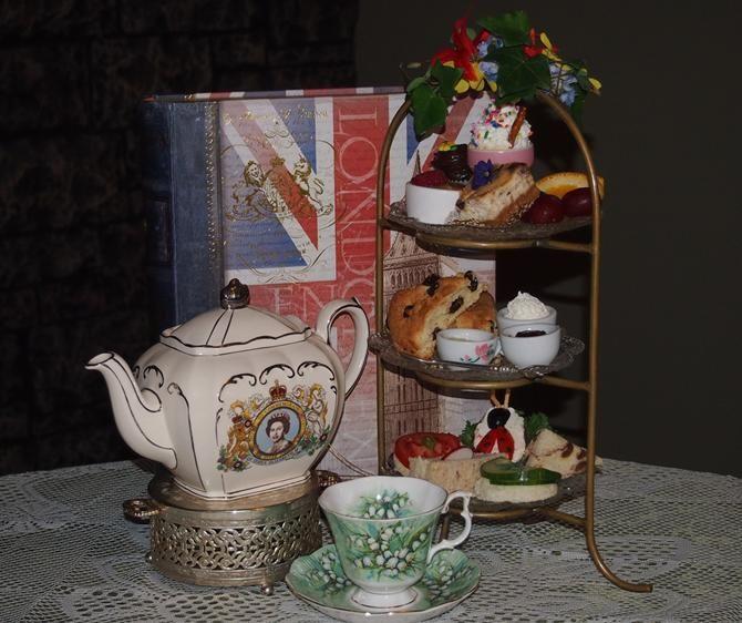 Tea Room In Souderton Pa