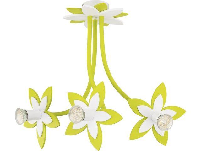 Lampa wisząca FLOWERS PINK / GREEN Nowodvorski 6894 / 6898 - kolor do wyboru - Cudowne Lampy