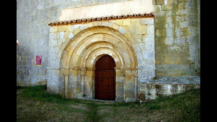 Fotos de: Palencia - Románico - Matalbaniega - Iglesia San Martin