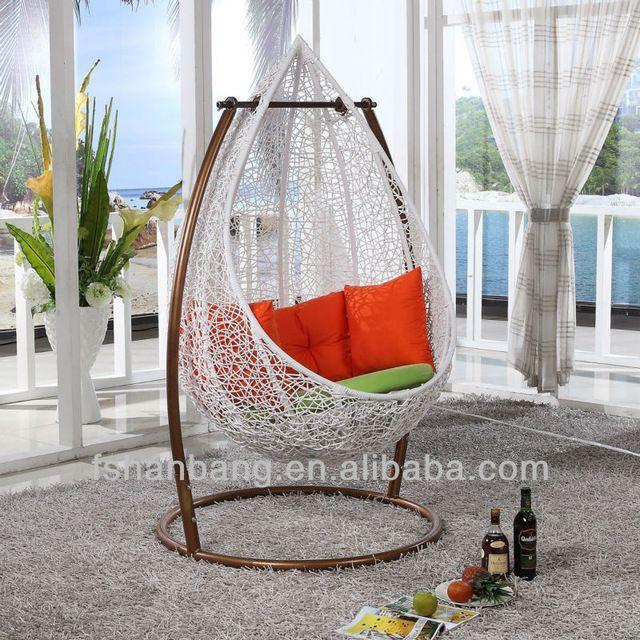 25+ best Indoor hanging chairs ideas on Pinterest | Indoor ...