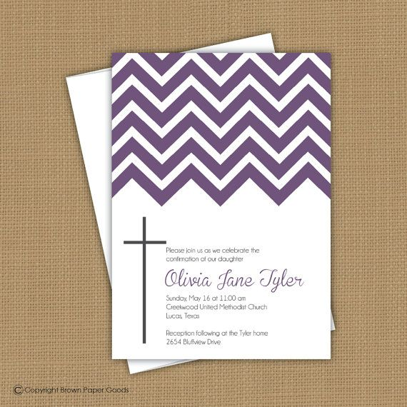 8 best Mat première communion images on Pinterest First communion - best of invitation card message for baptism